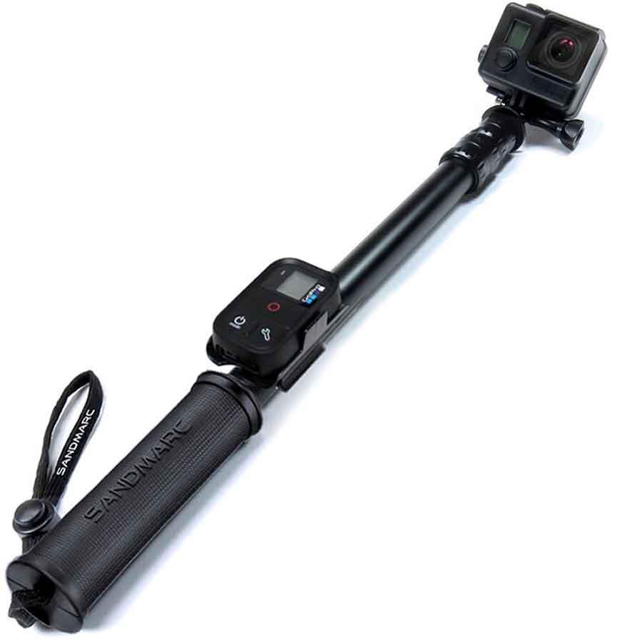 Sandmark GoPro Pole