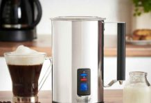 Vonshef Electric Milk frother Review